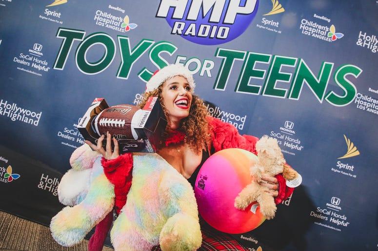 AMP Toys For Teens Mahagony Lox Social House