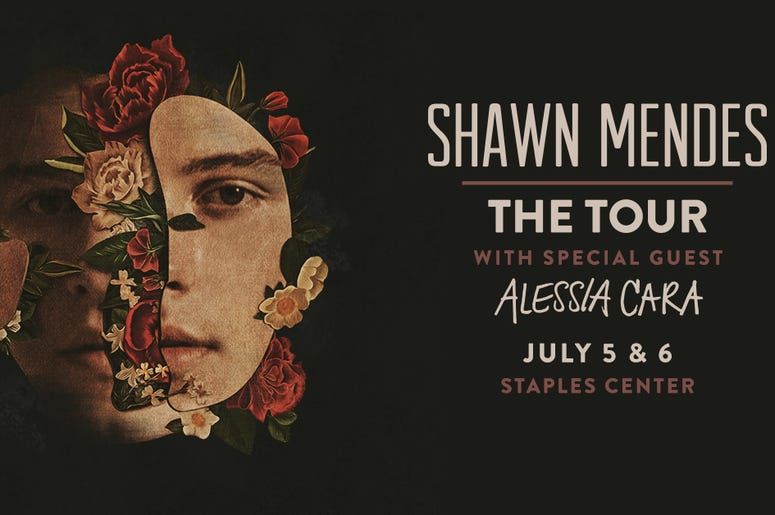 SHAWN MENDES ANNOUNCES ALESSIA CARA AS SPECIAL GUEST ON US, UK AND EUROPEAN TOUR STOPS