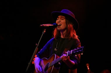 Singer/songwriter Sara Bareilles performs at Bowery Ballroom on March 22, 2019 in New York City