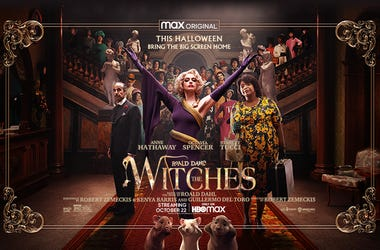 Witches HBO Max