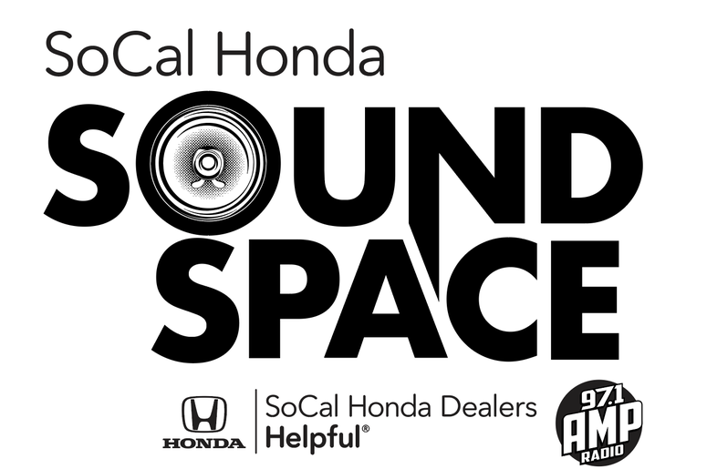 SoCal Honda Sound Space at AMP Radio