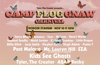 Lineup Announced Camp Flog Gnaaw