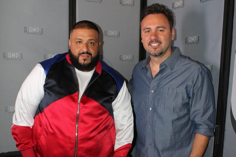 DJ Khaled, Booker