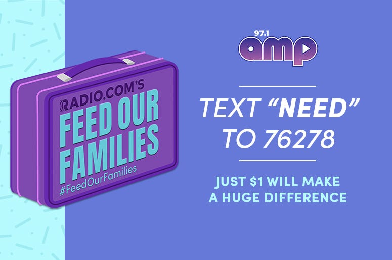 Feed Our Families DL AMP