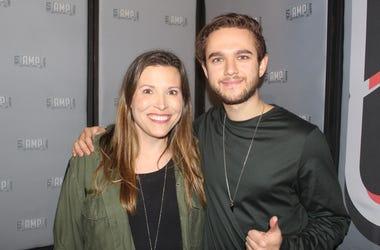 Michelle, Zedd