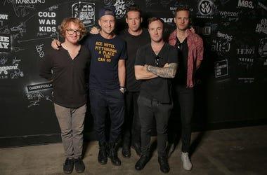 OneRepublic, One Republic, Ryan Tedder, Red Bull Sound Space