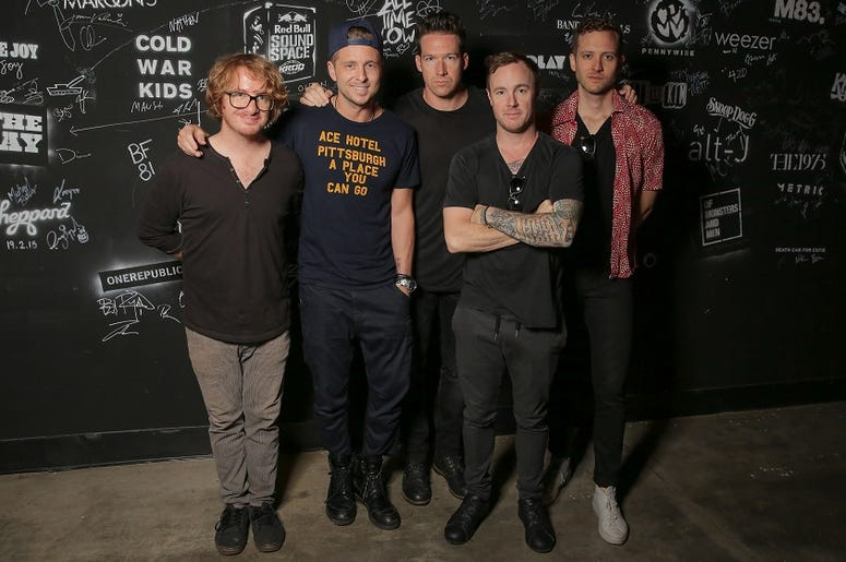 OneRepublic, One Republic, Ryan Tedder, Red Bull Sound Space