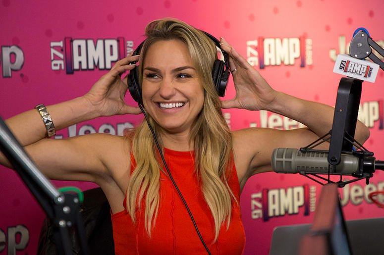 Chelsea Briggs, The New Guys, 97.1 AMP Radio Morning Show
