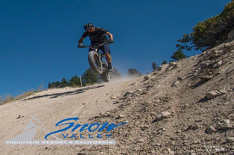 Snow Valley Mountain Biking