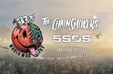 The Chainsmokers 5 Seconds Of Summer