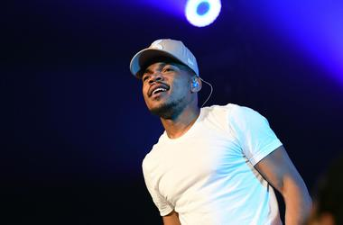 Chance The Rapper performs at American Airlines Arena