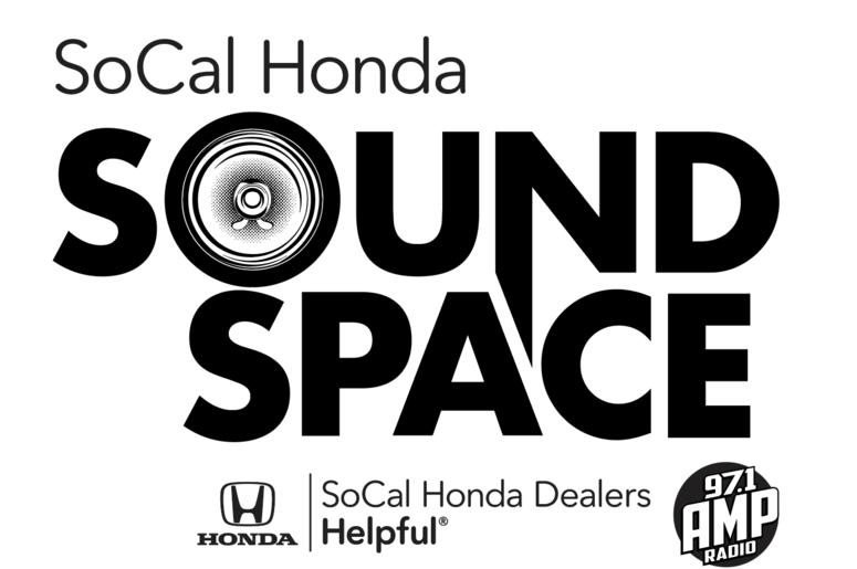 SoCal Honda Sound Space at AMP Radio