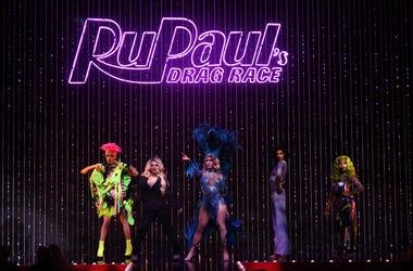 Rupauls Drag Race Live in Las Vegas at The Flamingo