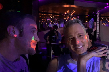 Tyler FoXx and Stephan SirFreezy: Glow Night at ICONIC