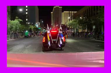 Las Vegas PRIDE 2019 Parade Aftermath