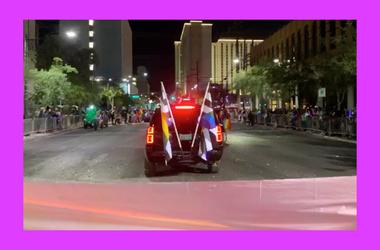 Las Vegas PRIDE 2019 Parade Aftermath