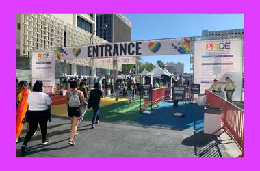 Las Vegas PRIDE 2019 Festival Aftermath
