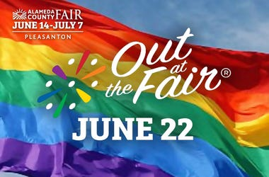 """""""Out at the Fair"""" Festival at the 2019 Alameda County Fair"""