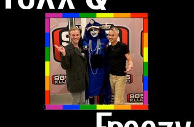 FoXx & Freezy Sin Sity Sisters Podcast 2-29-20