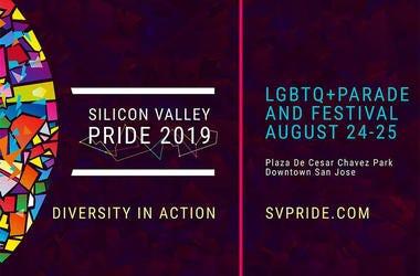 Silicon Valley Pride 2019