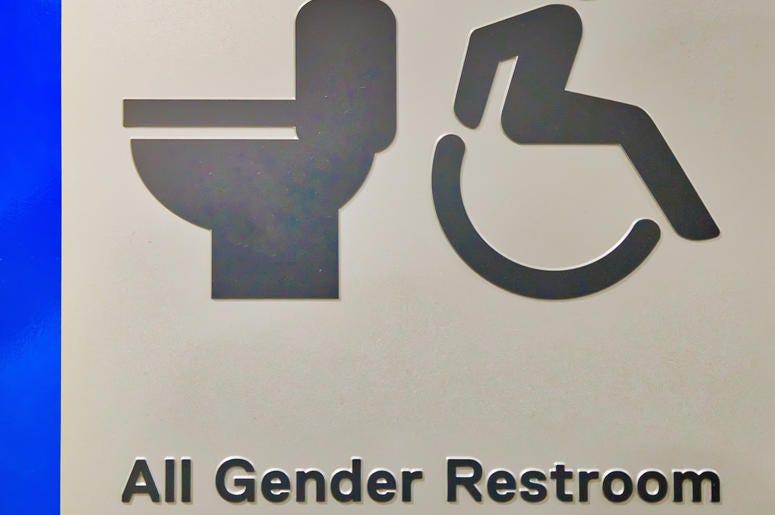 Gender Neutral Restroom