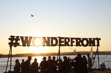 Wonderfront Sign