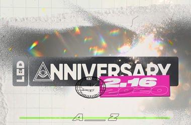 LED Anniversary