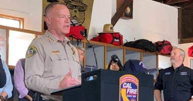 Sonoma County Sheriff Mark Essick has announced his department will no longer enforce the county's health order.