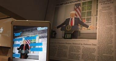 Tech Museum's Fake News Exhibit