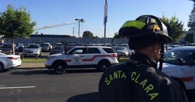 AutoNation Acura Stevens Creek Fire