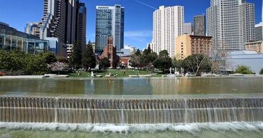Yerba Buena Gardens - San Francisco