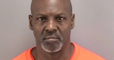 Jonathan Amerson, 56, was arrested for alleged robbery and elder abuse, stemming from a recorded February 2020 attack of an elderly man collecting recyclable materials in San Francisco's Bayveiw neighborhood.