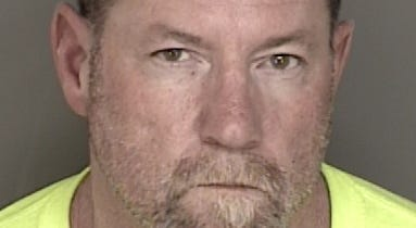 Prunedale resident Charles Lafferty was arrested in connection with projectile attacks on Highway 101