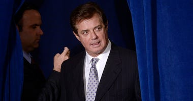 Paul Manafort, then senior aid to Republican Presidential candidate Donald Trump, attends an event on foreign policy in Washington on Wednesday April 27, 2016 in Washington, D.C. (Photo by Olivier Douliery/Abaca Press/TNS/Sipa USA)