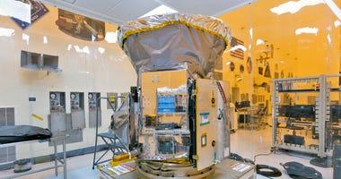 NASA's Transiting Exoplanet Survey Satellite, or TESS