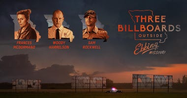 Three Billboards Outside Ebbing, Missouri""