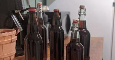 Home brewing popularity has grown during the shelter-in-place.