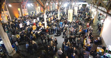 A photo posted to SF Beer Week's Facebook page on Feb. 7, 2020.