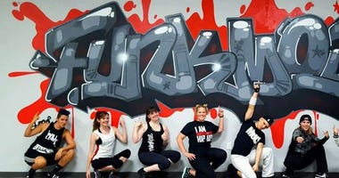 There is a hip hop dance class at the Sunvalley Shopping Center in Concord on Feb. 28 and 29, 2020.