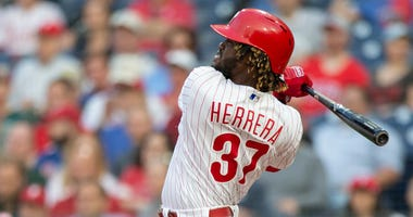 Philadelphia Phillies' Odubel Herrera