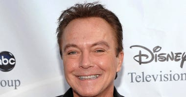 In this Aug. 8, 2009, file photo, actor-singer David Cassidy arrives at the ABC Disney Summer press tour party in Pasadena, Calif. Cassidy said he was still drinking in the last years of his life and he did not have dementia. People magazine reported Wedn