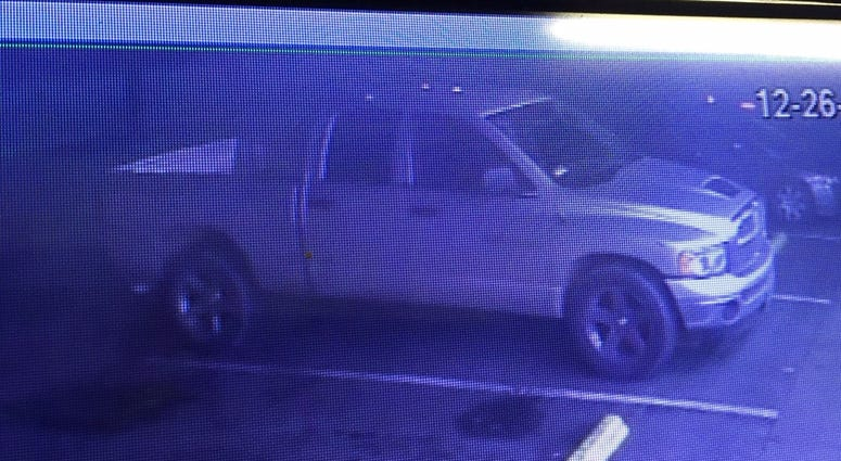Suspect vehicle in fatal Newman, CA officer shooting