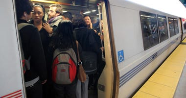 BART Dealing With Spike in Violent Crime