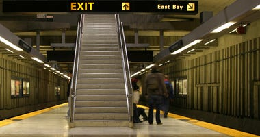 New BART report show a disproportionate number of BART riders cited for fare evasion are African-American.