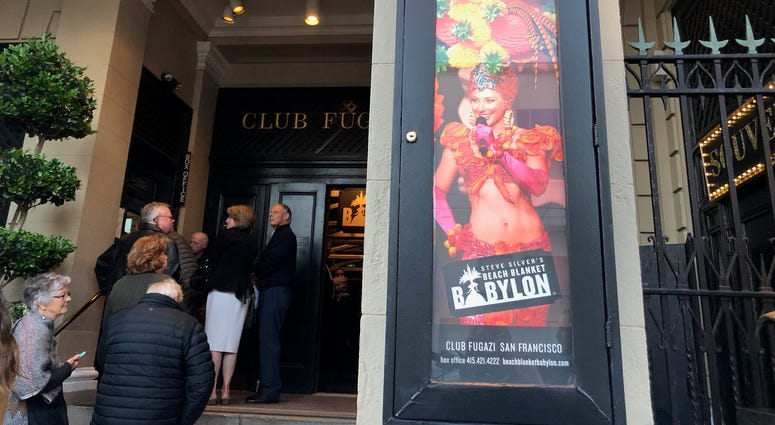 Beach Blanket Babylon announced that it will have its final show after 45 years in San Francisco.