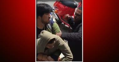 Berkeley Laptop Theft & Assault