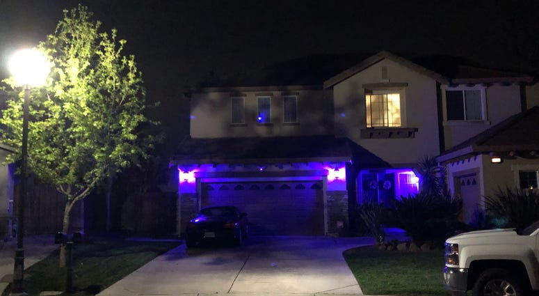 A homeowners association in Discovery Bay threatened to fine Lisa McBride for displaying blue light outside of her home during autism awareness month in April 2019.