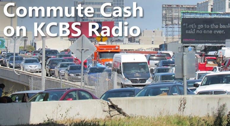 Commute Cash On KCBS Radio