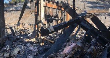 Harriett Plummer Aquatics Swim School in Lafayette destroyed by fire