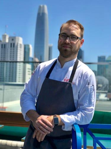 Chef Adrian Garcia